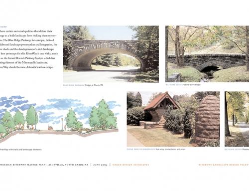 Asheville Urban Riverfront and Riverway Master Plan