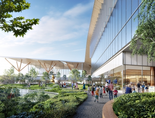 Design Concept for Terminal Modernization Program at Pittsburgh International Airport Revealed at Annual State of the Airport Event