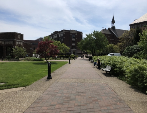 Duquesne University Institutional Master Plan Sustainable Landscapes/Green Infrastructure