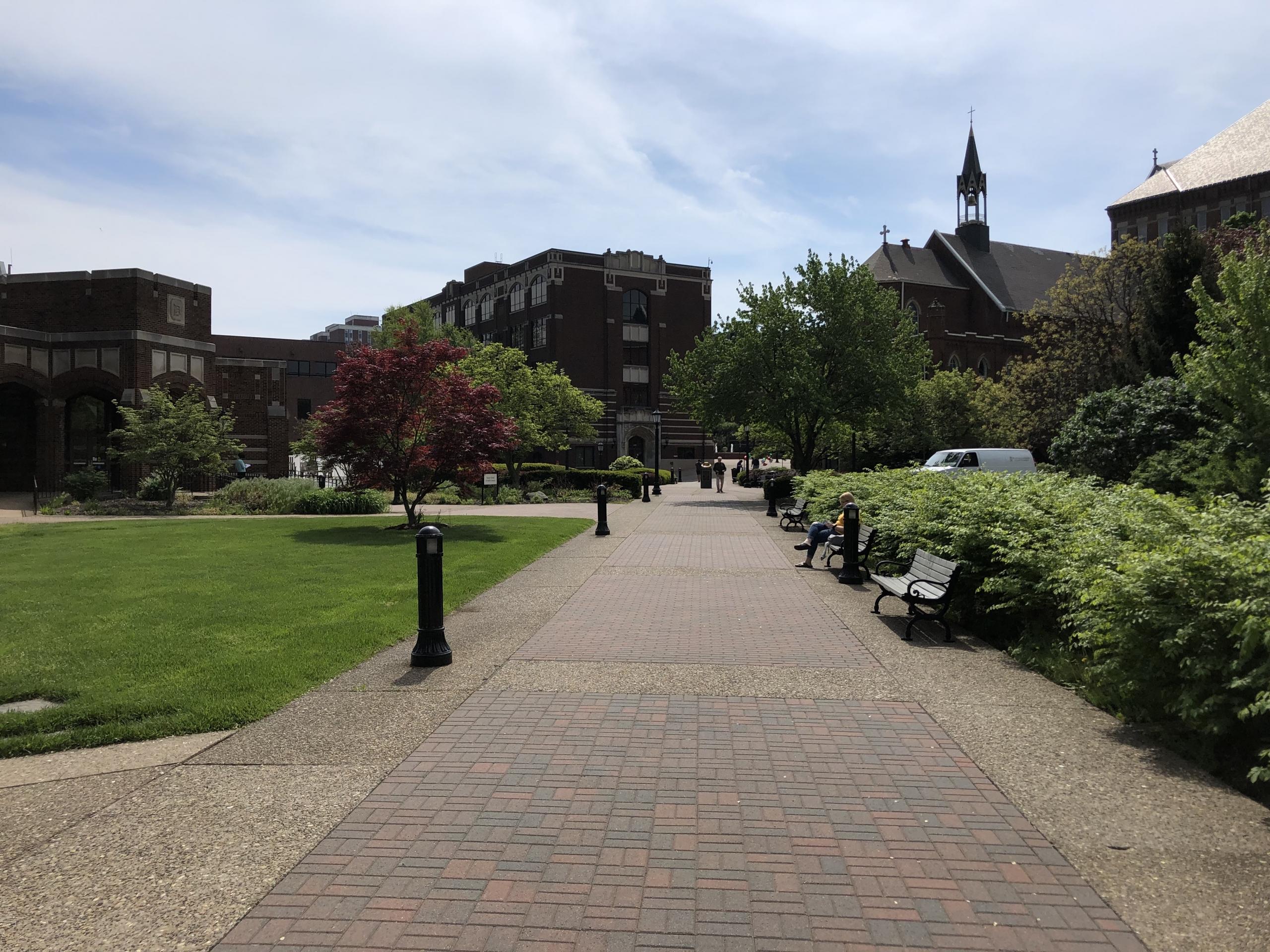 Duquesne University pathway